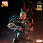 Iron Studios Marvel Cable 002