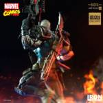 Iron Studios Marvel Cable 003
