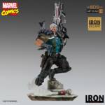 Iron Studios Marvel Cable 004