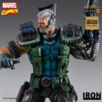 Iron Studios Marvel Cable 008