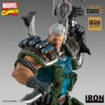 Iron Studios Marvel Cable 009