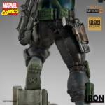 Iron Studios Marvel Cable 010