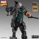 Iron Studios Marvel Cable 011