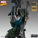 Iron Studios Marvel Cable 012
