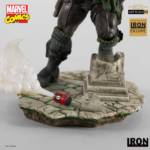 Iron Studios Marvel Cable 014