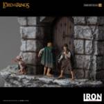 Lord of the Rings Fell Beast Statue 008