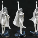 MARVEL GALLERY COMIC EMMA FROST PVC STATUE 2