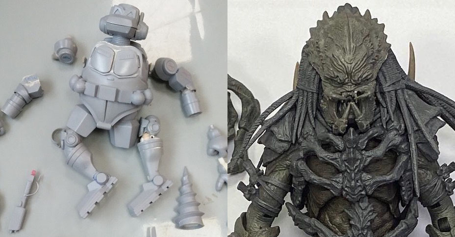 NECA DEC 2019 Previews