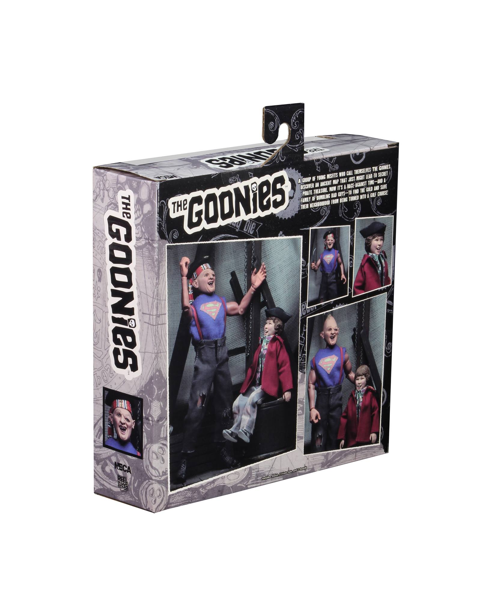 NECA Goonies Set Packaging 003