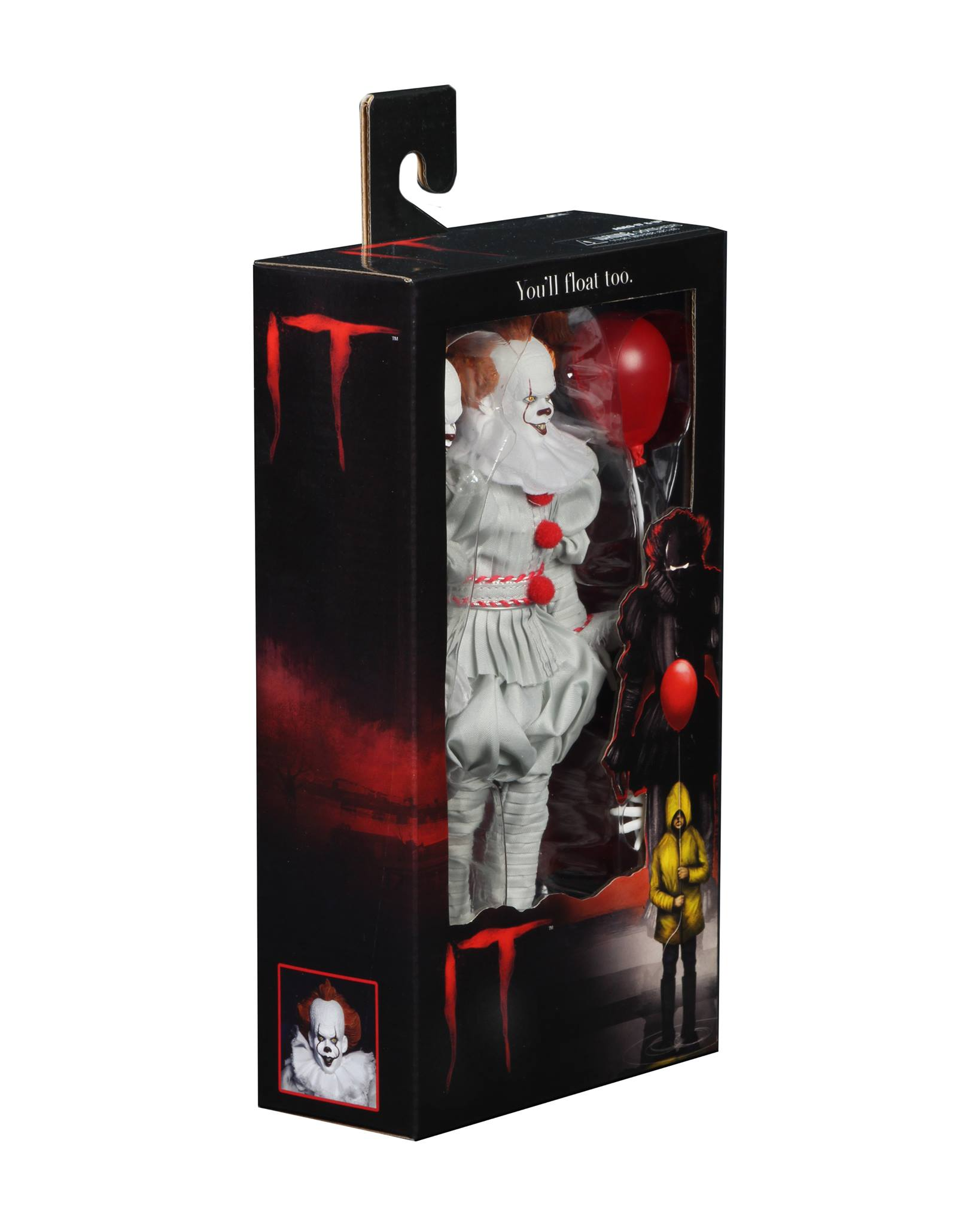 NECA Retro Pennywise Packaging 002