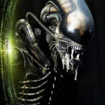 Prime 1 Big Chap Alien 3D Wall Art and DX 004