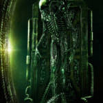 Prime 1 Big Chap Alien 3D Wall Art and DX 006