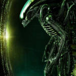 Prime 1 Big Chap Alien 3D Wall Art and DX 014