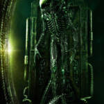 Prime 1 Big Chap Alien 3D Wall Art and DX 015