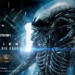 Prime 1 Big Chap Alien 3D Wall Art and DX 018