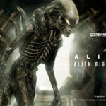 Prime 1 Big Chap Alien 3D Wall Art and DX 019