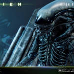 Prime 1 Big Chap Alien 3D Wall Art and DX 032