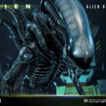 Prime 1 Big Chap Alien 3D Wall Art and DX 033