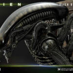Prime 1 Big Chap Alien 3D Wall Art and DX 036