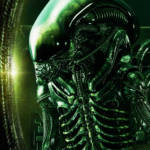 Prime 1 Big Chap Alien 3D Wall Art and DX 045