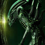 Prime 1 Big Chap Alien 3D Wall Art and DX 047