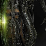 Prime 1 Big Chap Alien 3D Wall Art and DX 052
