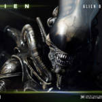 Prime 1 Big Chap Alien 3D Wall Art and DX 071