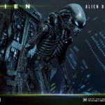 Prime 1 Big Chap Alien 3D Wall Art and DX 072