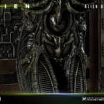 Prime 1 Big Chap Alien 3D Wall Art and DX 076