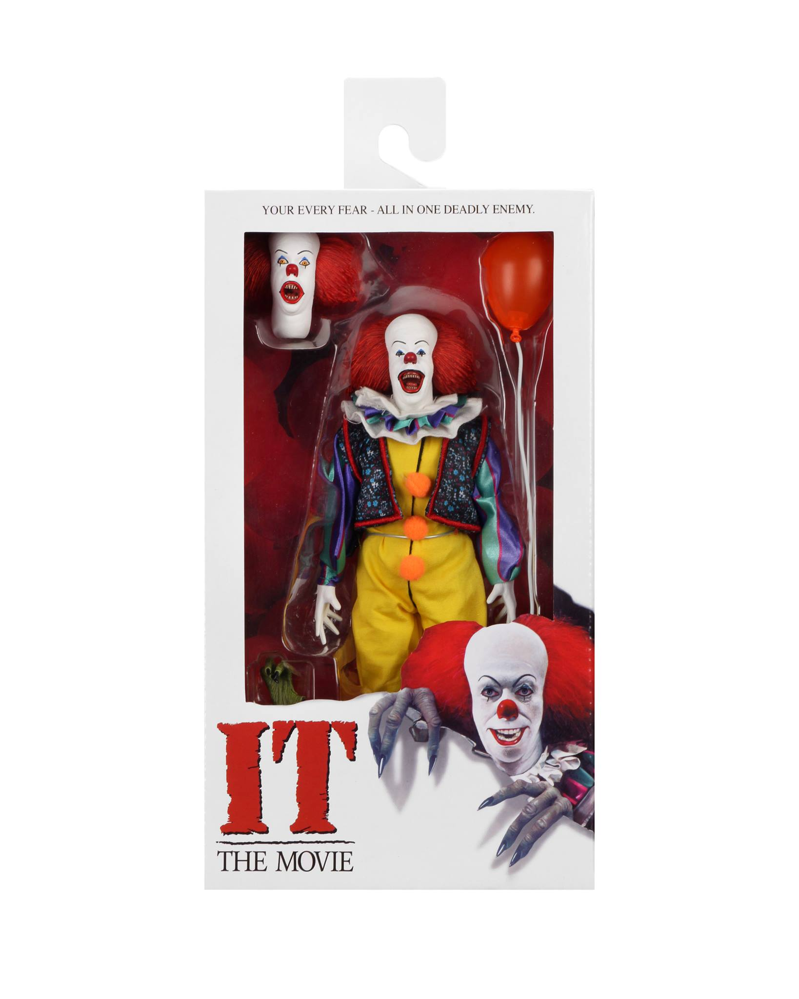Retro 1990 Pennywise Packaging 001