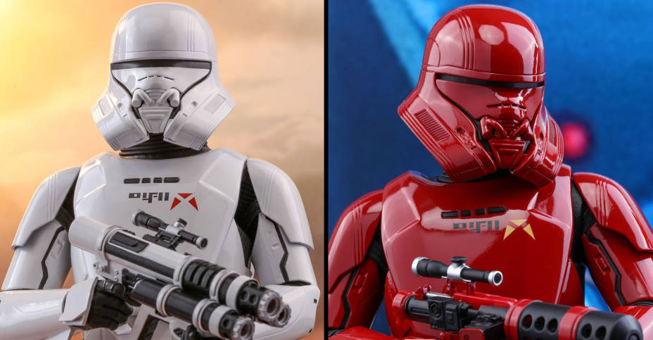 Rise of Skywalker Jet Troopers