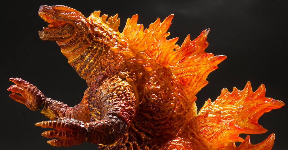 SH MonsterArts 2019 Burning Godzilla 001