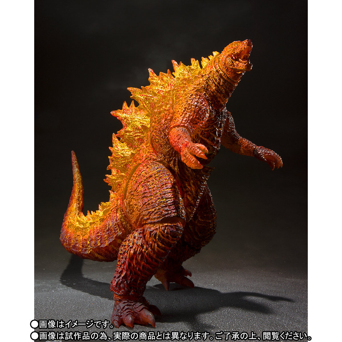 SH MonsterArts 2019 Burning Godzilla 002