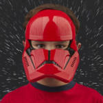 STAR WARS THE RISE OF SKYWALKER SITH TROOPER ROLEPLAY MASK 1