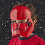 STAR WARS THE RISE OF SKYWALKER SITH TROOPER ROLEPLAY MASK 3
