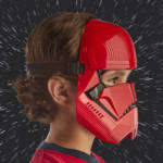 STAR WARS THE RISE OF SKYWALKER SITH TROOPER ROLEPLAY MASK 5