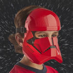STAR WARS THE RISE OF SKYWALKER SITH TROOPER ROLEPLAY MASK 6