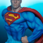 Sideshow Superman Bust 001
