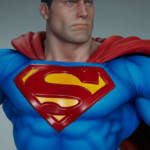 Sideshow Superman Bust 012