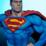 Sideshow Superman Bust 013