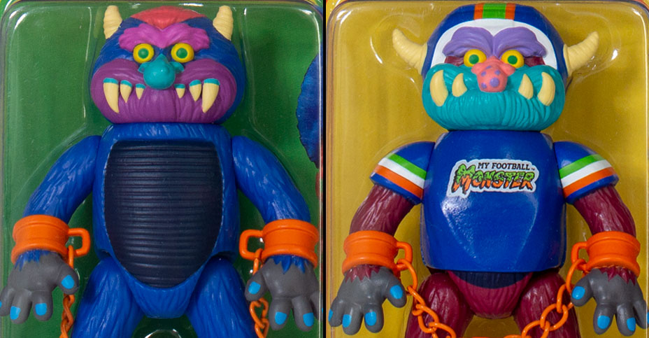 Super7 My Pet Monster ReAction Figures