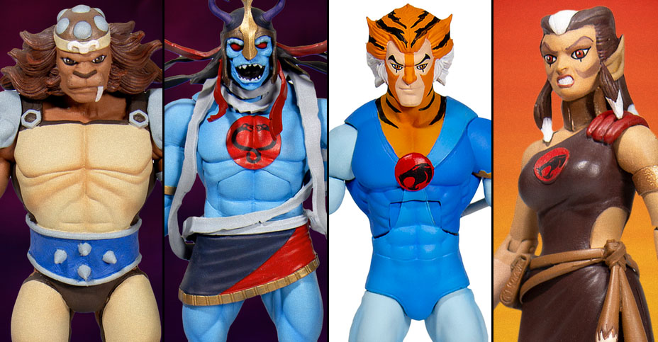 Super7 Thundercats Wave 2