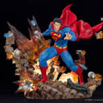 Superman For Tomorrow Statue 001