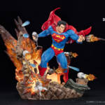 Superman For Tomorrow Statue 002