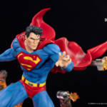 Superman For Tomorrow Statue 003