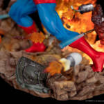 Superman For Tomorrow Statue 004