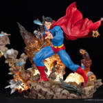 Superman For Tomorrow Statue 005