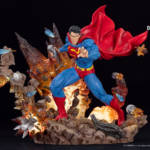 Superman For Tomorrow Statue 011