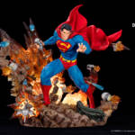 Superman For Tomorrow Statue 012