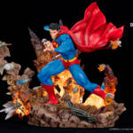 Superman For Tomorrow Statue 014